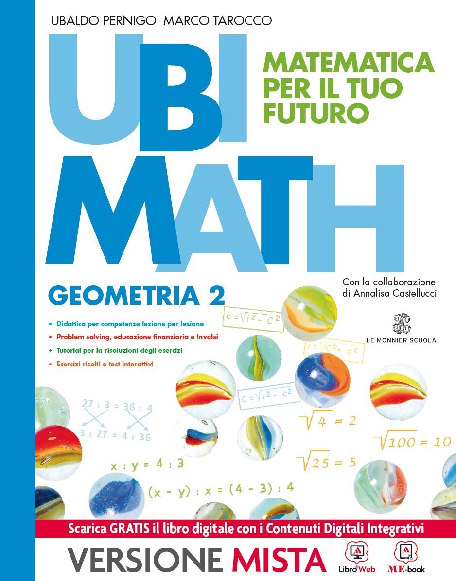 Ubi Math Matematica per il tuo futuro Geometria 2
